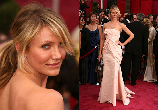 cameron diaz red carpet