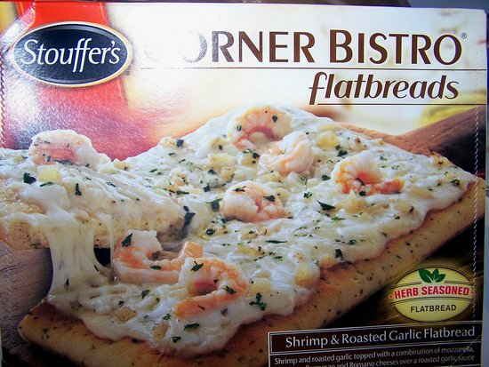 This is really good bread!! Put it in the oven beside or below the pasta during the last 13 minutes of cooktime.