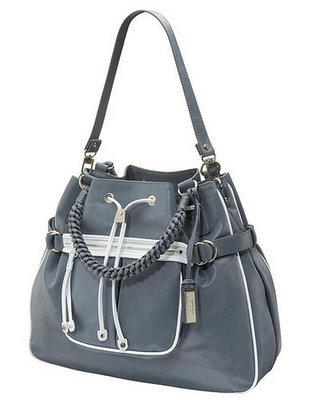 Sneak Peek! Gryson for Target | FabSugar - Fashion & Style. :  white bag spring 2008 accessories slate blue
