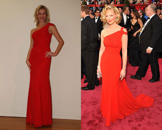 Select Oscar Dresses 2009
