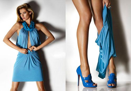 Fab Ad: Gisele Bundchen For Versace