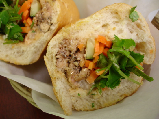 Sardines Wich Of The Week Banh Mi Sandwiches Vietnamese Chicken