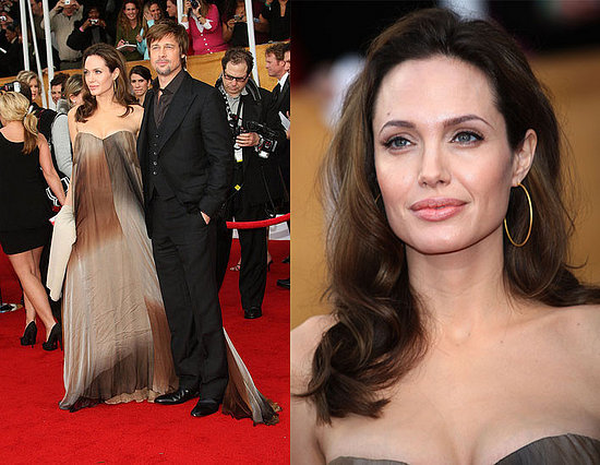 Is Angelina Jolie Pregnant?