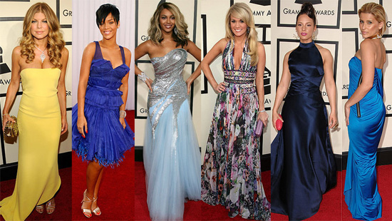 Tons more pics including Natalie Cole, Faith Hill, Taylor Swift,