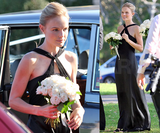 To see more of Kate doing wedding stuff like fixing the bride 39s