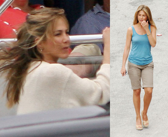 If you like comfortable, wash and wear clothes, then Jennifer Aniston may be