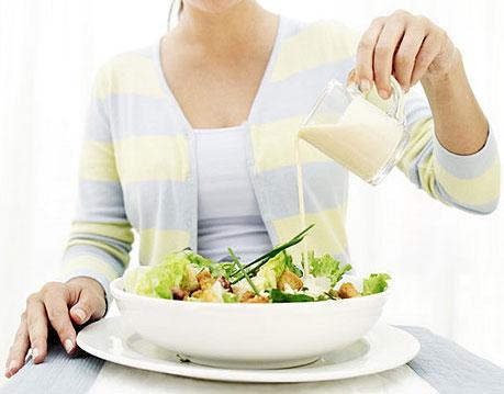 Healthy Recipe Idea: Low-Fat Ranch Dressing | POPSUGAR Fitness