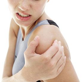 1.Растяжение связок плечевого сустава.  Может возникнуть при непривычно...