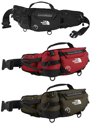 CHEAP North Face fanny packs and waist bags