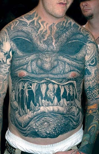 Unique And Creative Tattoo Designs ""