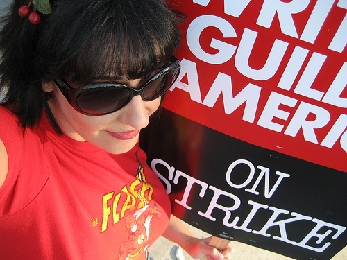 2007–1308 Writers Guild of America strike