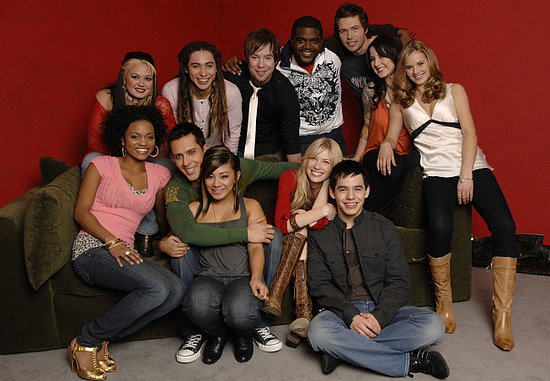 american idol contestants 2008. The top 12 American Idol