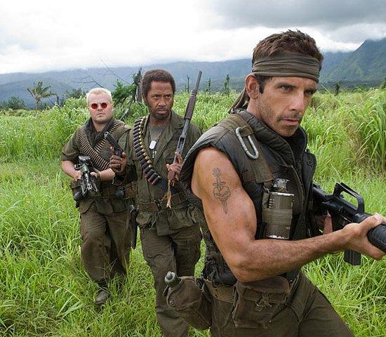 Название: Солдаты неудачи Оригинальное название: Tropic Thunder Год выхода: 2008 Жанр...