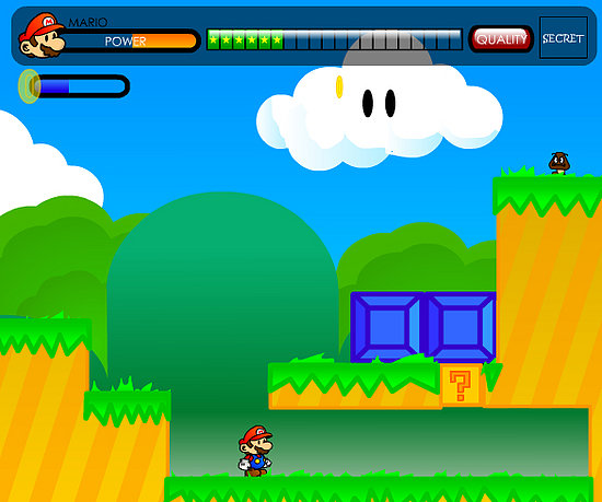super mario games online play now