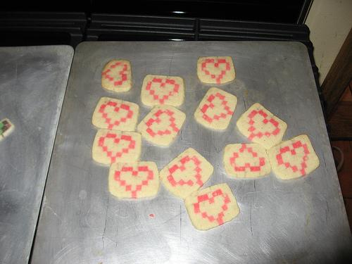 Yummy Link: Tetris Cookies | POPSUGAR Food