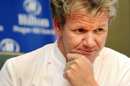 gordon ramsay to open his own culinary school popsugar food. Black Bedroom Furniture Sets. Home Design Ideas