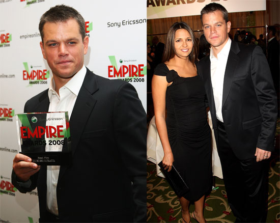 luciana damon pregnant. Matt and Luciana Damon Are