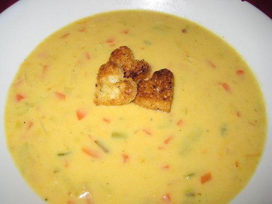 Soup's On: Cheddar Beer Soup | POPSUGAR Food