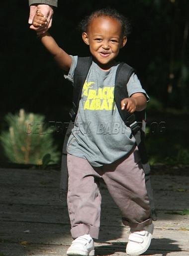 8 ноября 2006 родился сын георгий:
