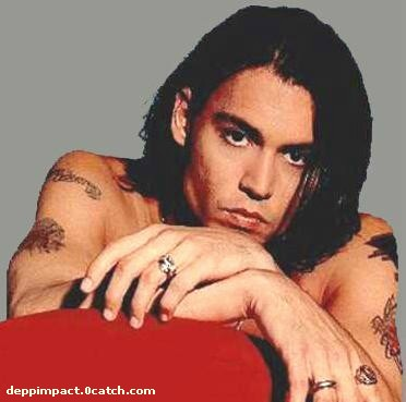 Celebrity Tattoo: Johnny Depp Arm Tattoo. at 4:31 AM