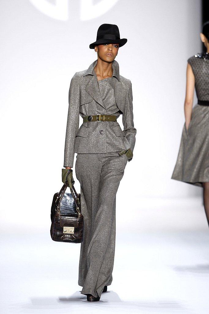 Bill Blass Fall/Winter 2008 Fashion Show Gallery | coutorture -