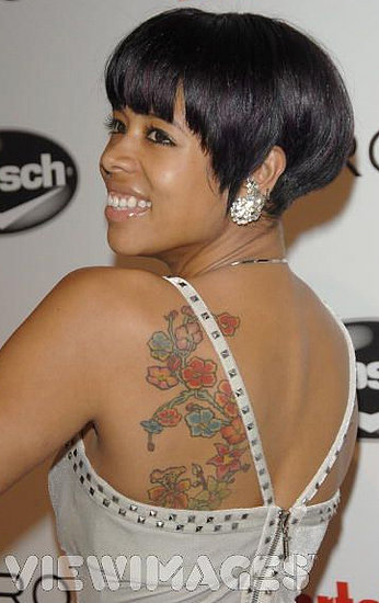 dress but i think kelis 39 tattoo is not only pretty but one of the most