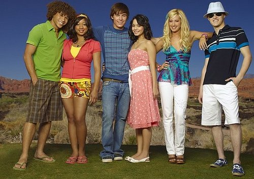 High School Musical Cast - Laughter