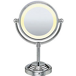 tools of the trade marvelous magnifying makeup mirrors. Black Bedroom Furniture Sets. Home Design Ideas