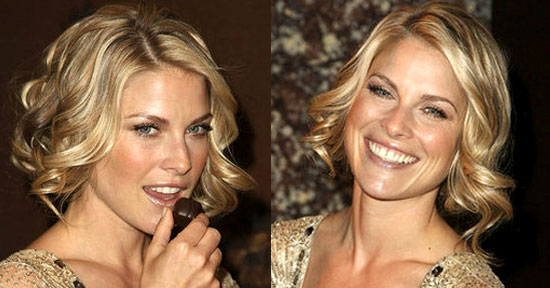 ali larter without makeup