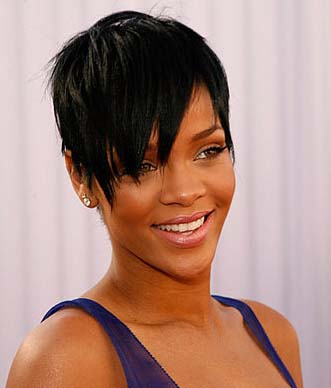makeup like rihanna. Re: Which Hairstyle you like