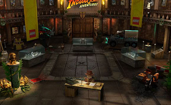 Lego Indiana Jones Games