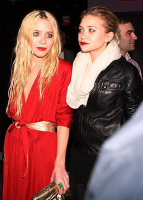 mary kate and ashley olsen flash