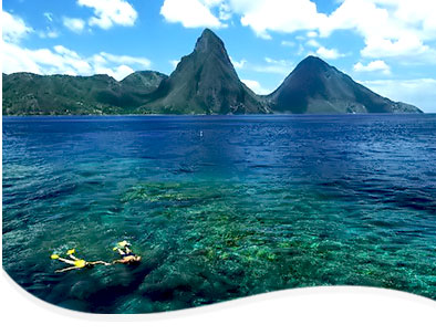 Professional pic - St Lucia