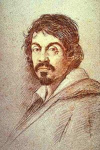 The artist, Caravaggio