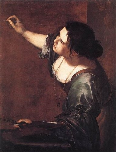Self-portrait (1630s, Royal Collection, London, England)
