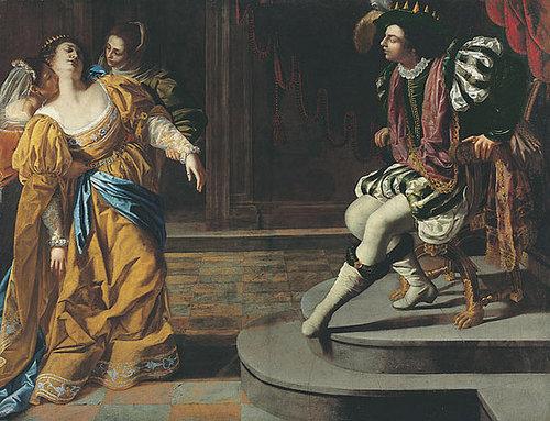 Esther before Ahasuerus (1628-35), Metropolitan Museum of Art, New York City, US