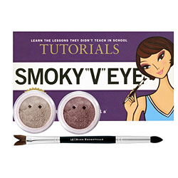 "Bare Minerals Smoky ""V"" Eye"