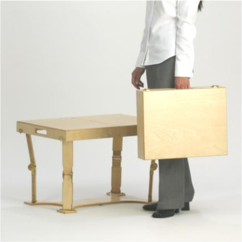 Weird furniture case dining table popsugar home for Bizarre coffee table