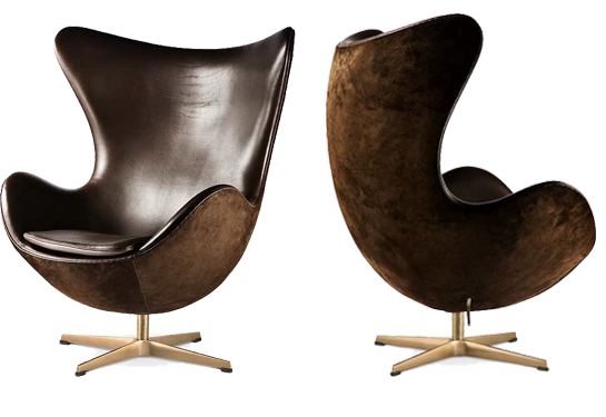 The 50th anniversary of the egg chair launches 999 limited edition designs popsugar home - Celebrity furniture designers ...