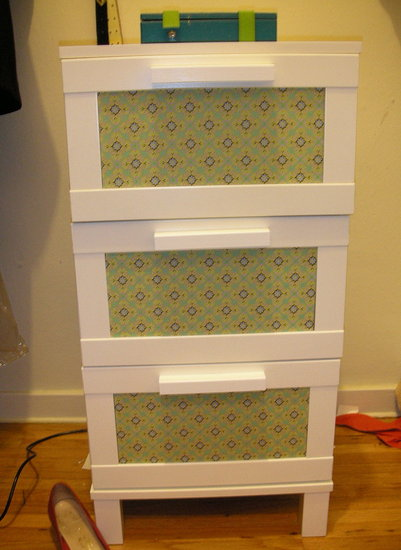 Ikea Aneboda Birch Chest Of Drawers ~ Before and After Bye Bye Aneboda  POPSUGAR Home