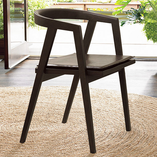 West Elm Chairs: Steal Of The Day: West Elm Round Back Chair