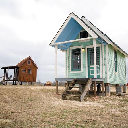 Cool idea tiny texas houses popsugar home for Cool little houses