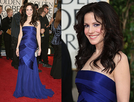 mary louise parker showed up
