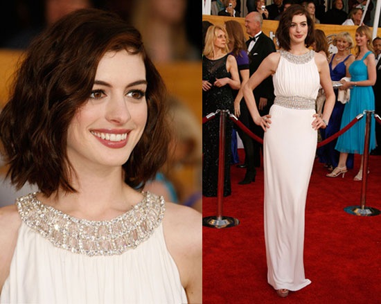 Anne Hathaway Without Makeup Pictures. Anne Hathaway