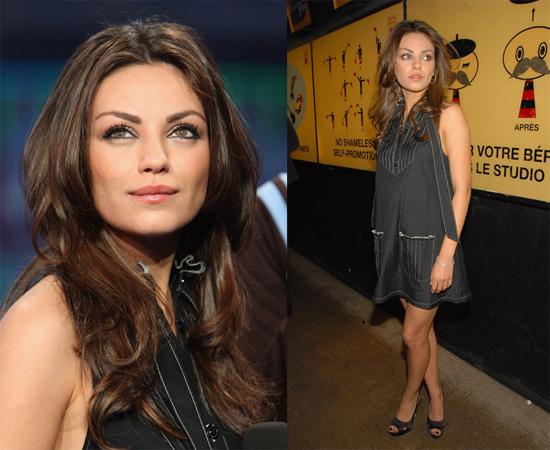 Celebrity Style: Mila Kunis in Sass & Bide