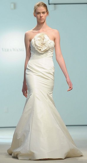 Vera Wang Spring 2009 Bridal Collection | POPSUGAR Fashion