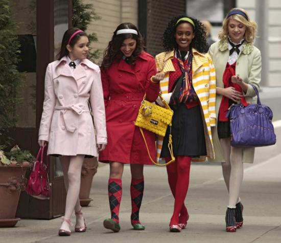 I Want This Wardrobe Gossip Girl Popsugar Fashion