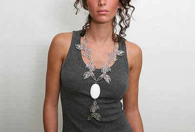 FabSugar | Have. Want. Need. - Fashion & Style. :  neckalce elegant funky agrigento designs