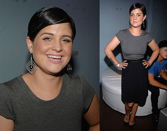 kelly osbourne before and after. gorgeously chic on Kelly.