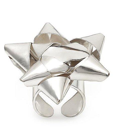 maison martin margiela gift bow ring love it or hate it popsugar fashion. Black Bedroom Furniture Sets. Home Design Ideas
